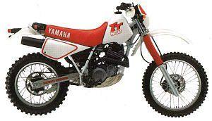 Yamaha TT600 (1988-90)