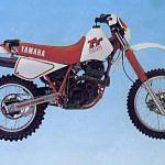 Yamaha TT 600 (1991-92)