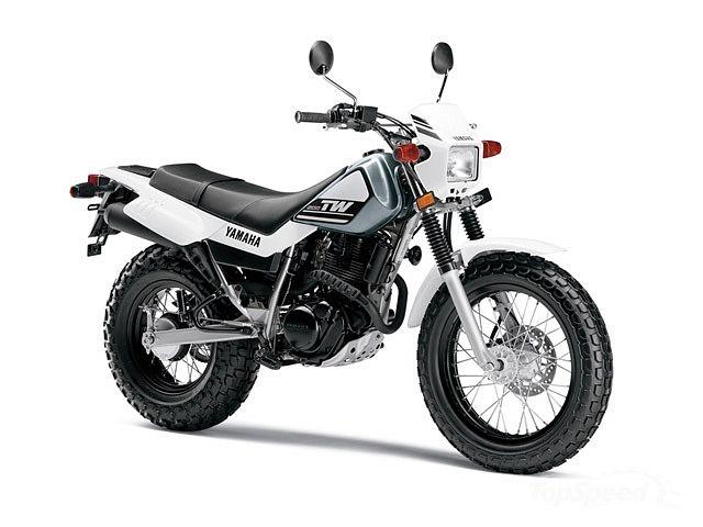 Yamaha TW 200 (2016-17)
