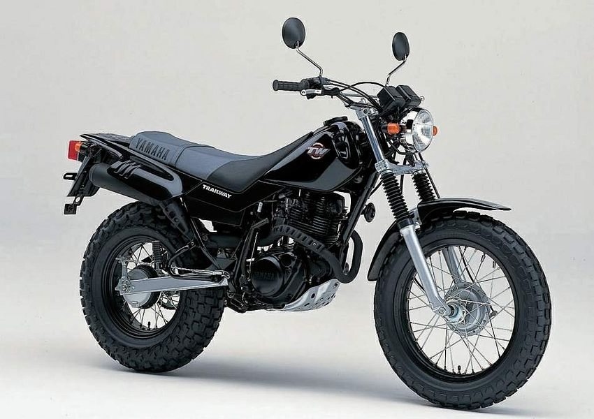 Yamaha TW 200 (1999-01)