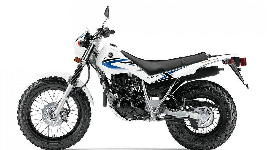 Yamaha TW 200 (2013-15)