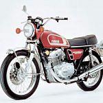 Yamaha TX500 (1975-76)