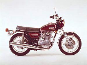 Yamaha TX650 III (1973-74)