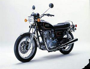 Yamaha TX650 III (1980)