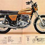 Yamaha TX750 (1973)