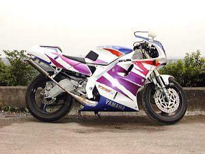 Yamaha TZR 125R (1994-95)