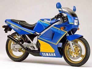 Yamaha TZR 250 (1987)