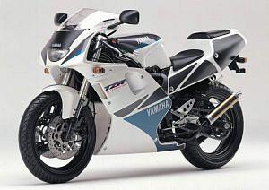 Yamaha TZR250 (1992)
