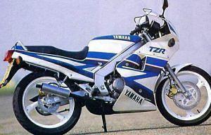 Yamaha TZR125 (1989-90)