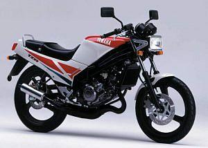 Yamaha TZR 125R (1992-93)