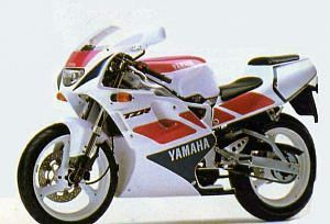 Yamaha TZR 125R (1993-94)