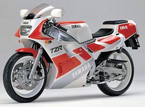 Yamaha TZR250 (1989)