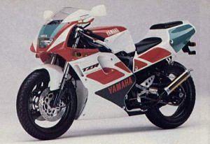 Yamaha TZR250 (1990)