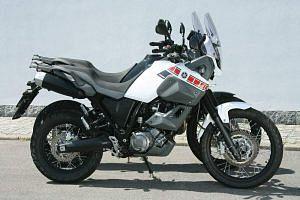 Yamaha XT 660 Tenere (2009-10)