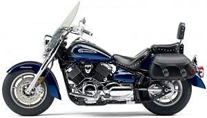 Yamaha V (2008-09)