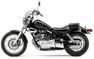 Yamaha XVS250 Dragstar (2010-11)