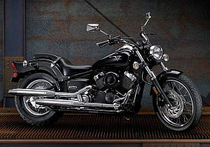Yamaha V Star 650 Custom (2006-07)