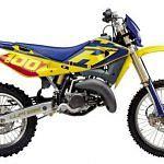 Yamaha WR125 (1997-00)