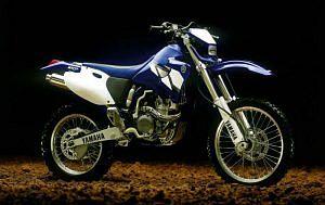 Yamaha WR450F (2001-02)