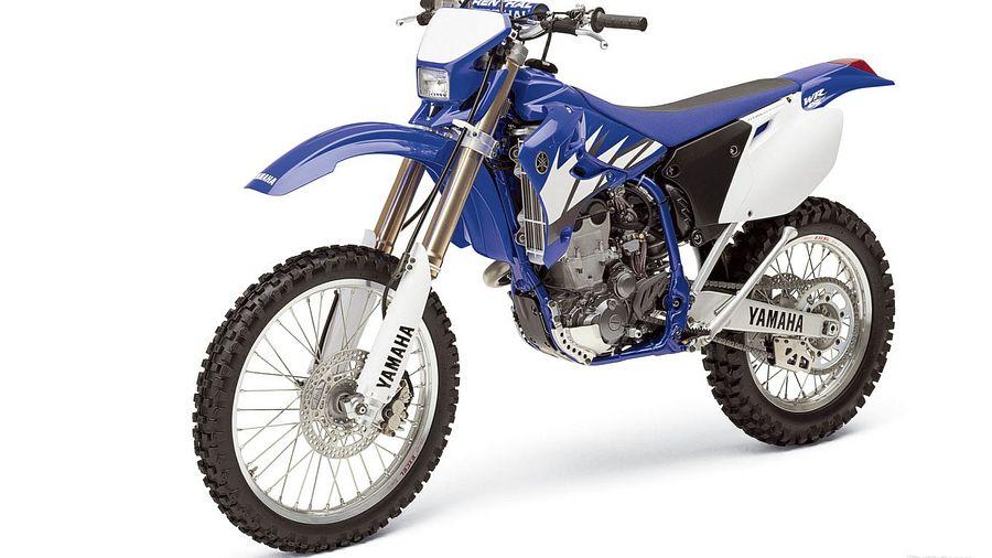 Yamaha WR450F (2005-06)