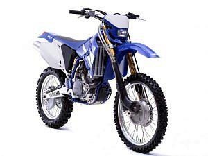 Yamaha WR450F 2 (2004)