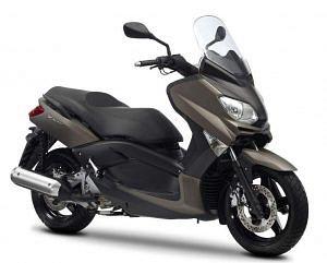 Yamaha x-Max 250 (2012-13)