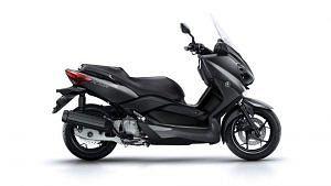 Yamaha X-Max 125 (2016-17)