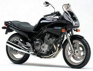 Yamaha XJ400S Diversion (1991)