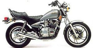 Yamaha XJ550 Maxim (1982)