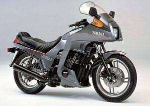 Yamaha XJ650 Turbo (1982-84)