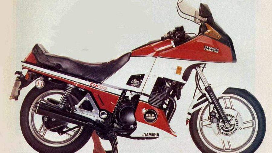 Yamaha XJ650 Turbo (1985-86)