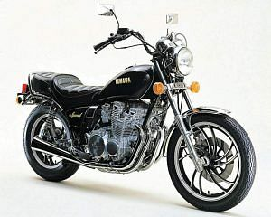 Yamaha XJ650 Special (1980)