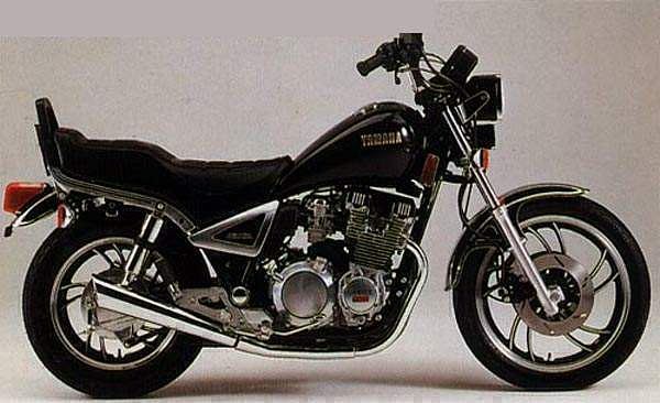 Yamaha XJ750 Maxim (1985-86)