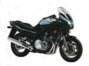 Yamaha XJ900S Diversion (2001-03)
