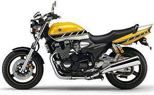 Yamaha XJR1300 50th Anniversary (2005)