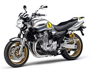 Yamaha XJR1300 50th Anniversary (2007-09)