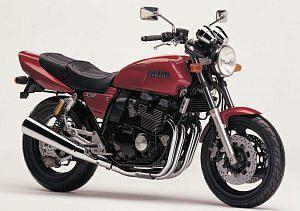 Yamaha XJR400R (1995-97)