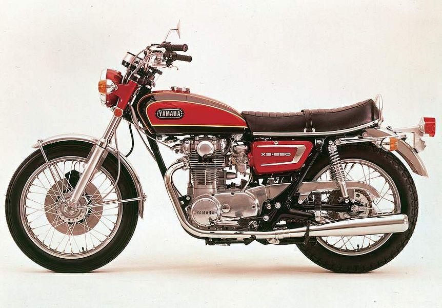 Yamaha XS 650 (1971)