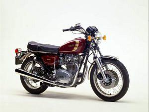 Yamaha xs650 (1978)