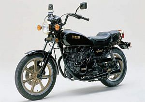 Yamaha XS250 (1981)