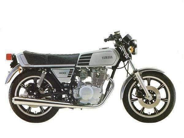Yamaha xs400 (1977-78)