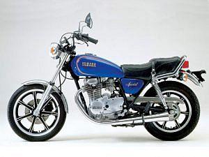 Yamaha xs400 (1979)