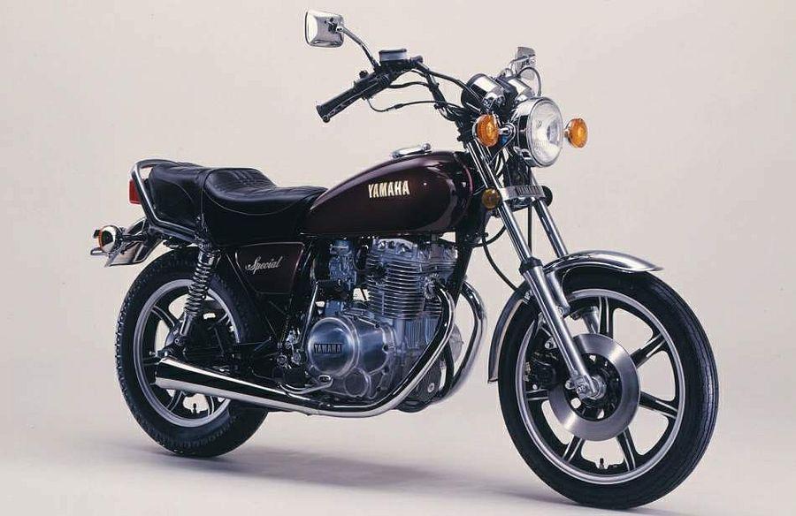 Yamaha xs400SP (1980-81)