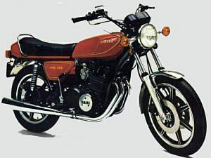 Yamaha XS750E (1978)