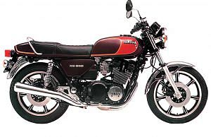 Yamaha XS850 (1978-79)