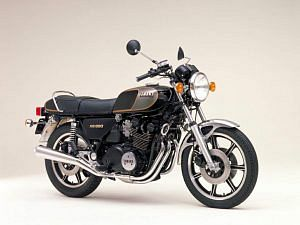Yamaha XS850 (1980)