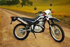 Yamaha XT 250 (2012-13)