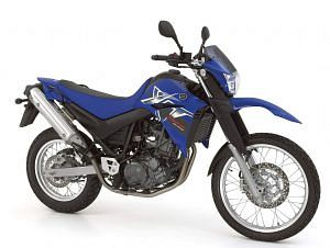 Yamaha XT660R (2007)