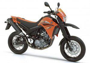 Yamaha XT660X (2006-07)