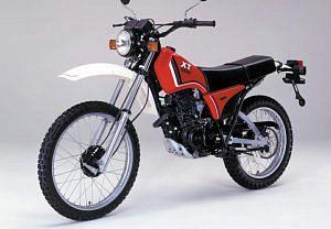 Yamaha XT125 (1983)